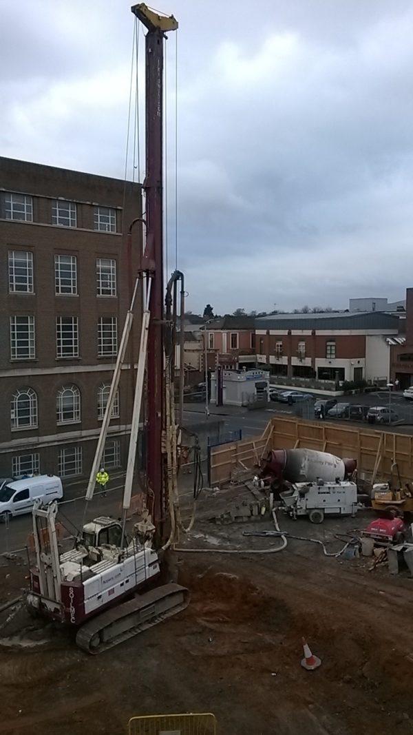Bernard Crossland Building At Queen'S University Belfast