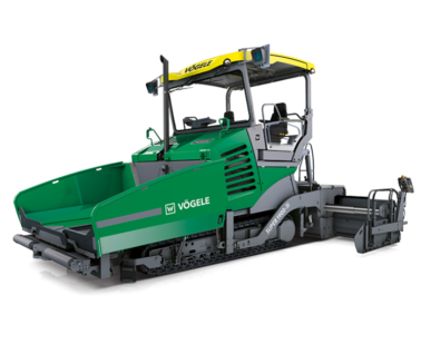 Vogele 1900-3i tracked paver – Also suitable for laying CBGM