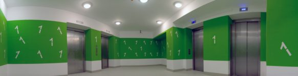 Panorama Interior Lift