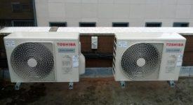 Toshiba Outdoor Units