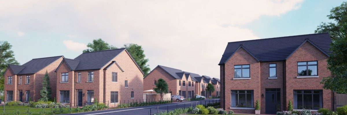 Artists Impression Forfield Manor